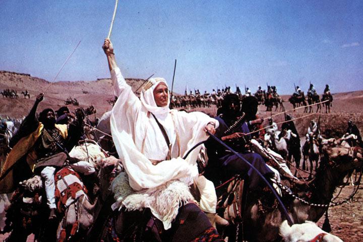 Лоуренс Аравійський