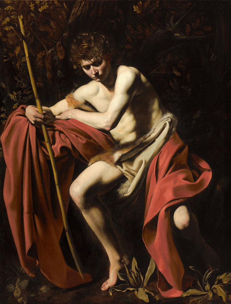 caravaggio_-_Saint_John_the_Baptist_in_the_Wilderness