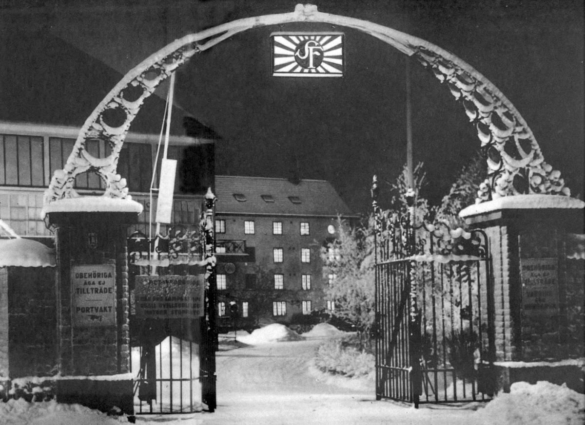 Кіномістечко у 1930