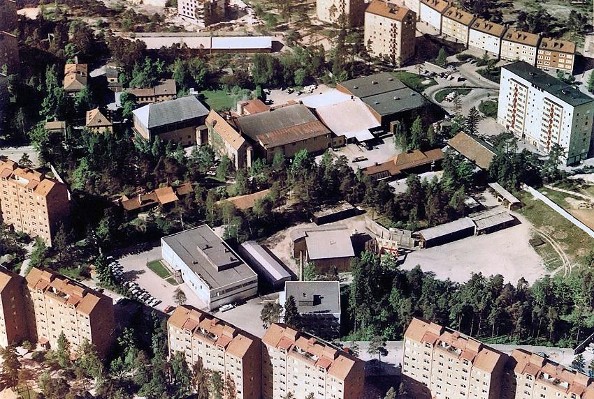 Кіномістечко у 1960
