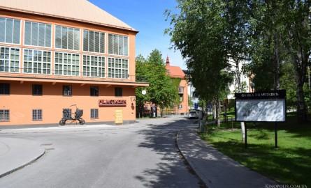 Фільмстаден – шведський Голлівуд